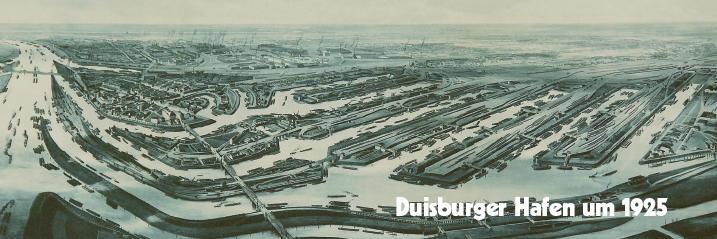 Hafen um 1925